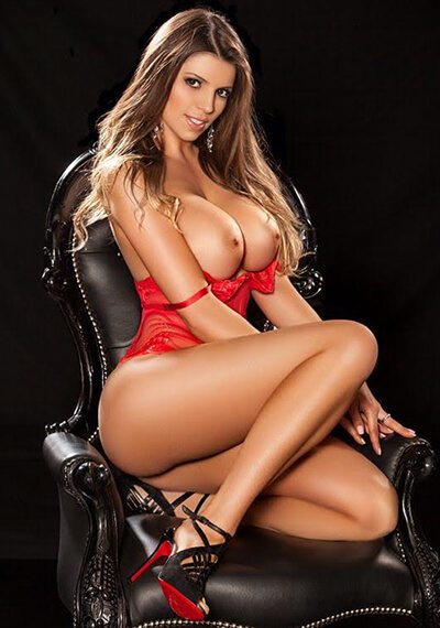Kim is a Busty Brazilian Dominatrix and GFE London Escort