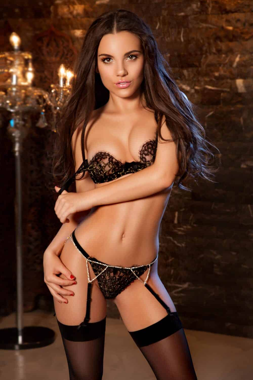 Angel is an Adorable 21-year-old Kensington Escort