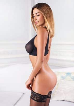 Gayanna is a Naturally Busty East European Escort in Earls Court, London