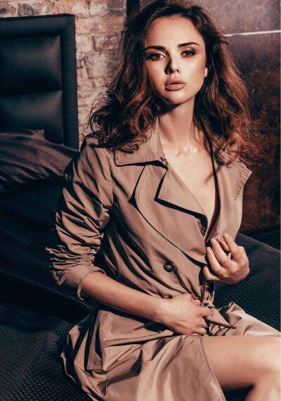Valeria is a Tall slim brunette Russian escort in Mayfair, London