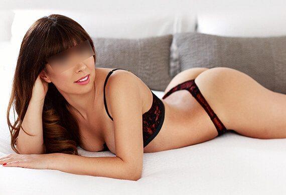 Sabrina is a sexy Greek-English, London escort