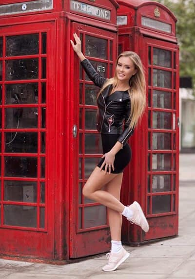 Elite UK Escort in Baker Street, London