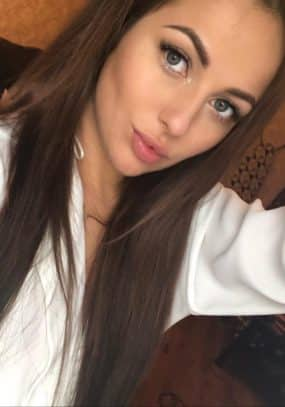 Alexis Kensington Selfie