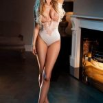 Roselle a High Class European London Escort for Outcall Bookings in Greater London