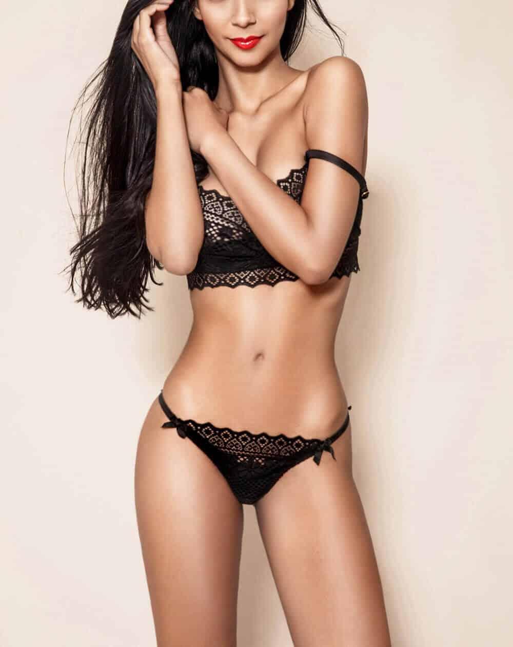 Tall, Slim Brazilian Model Escort Tessalya