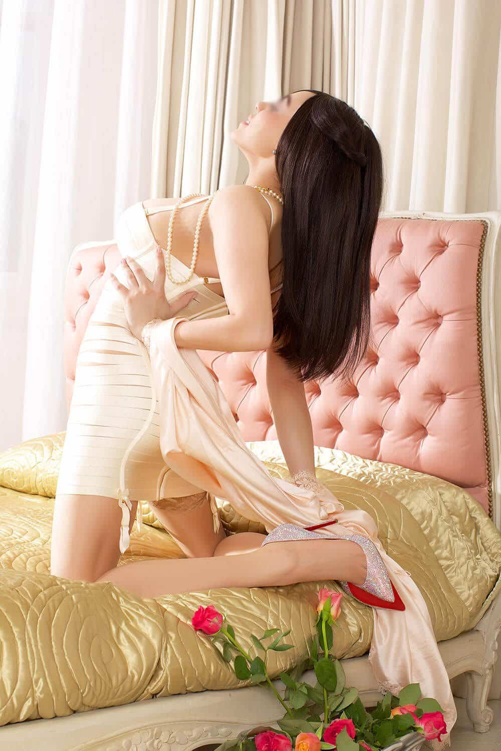 Meet British Beauty Lydia, a Gorgeous London Escort based in Sloane Square