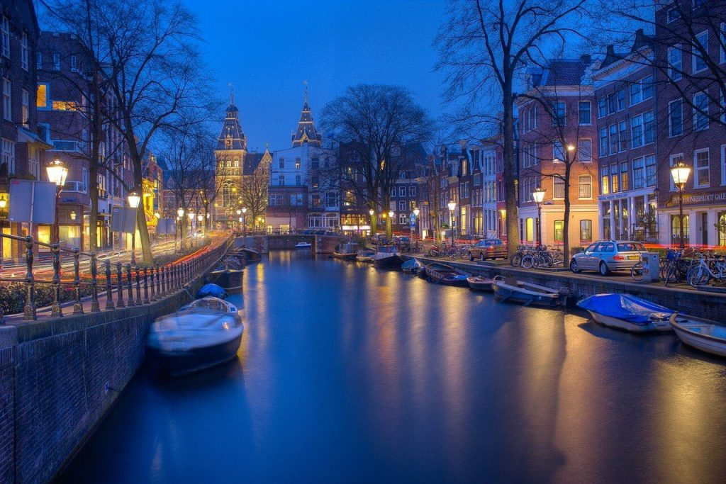 Amsterdam European City Breaks