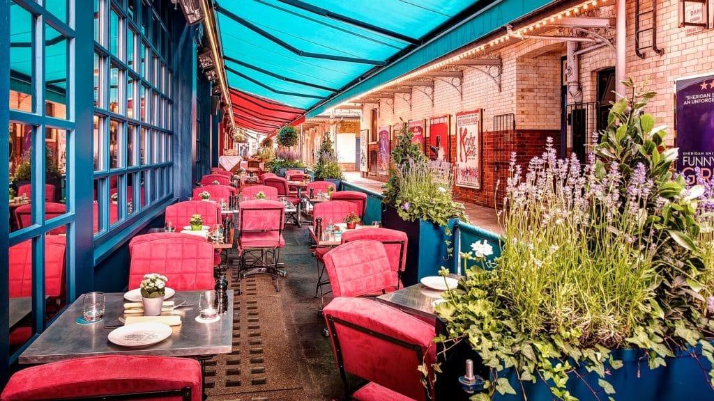 J Sheekey Atlantic Bar London