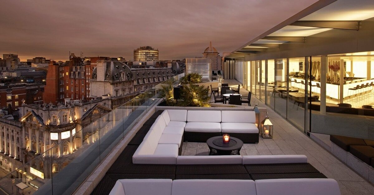 The Models Pick: London's best Rooftop Bars
