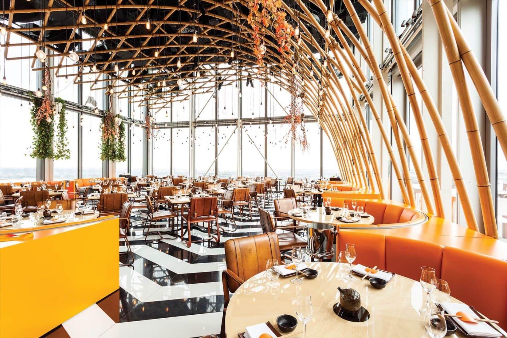 Top 5 Romantic Restaurants in London