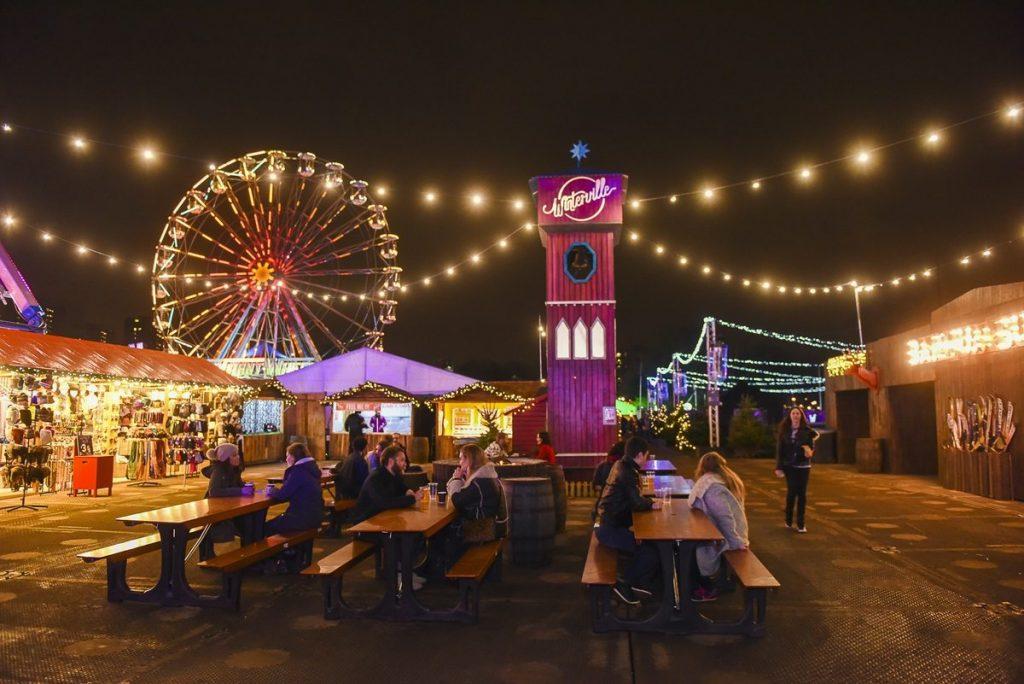 Greenwich Wintertime Festival