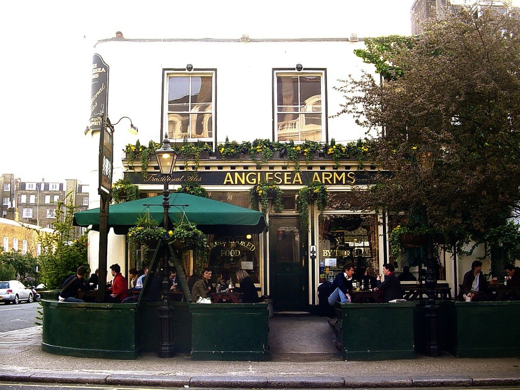 Best Pubs in South Kensington