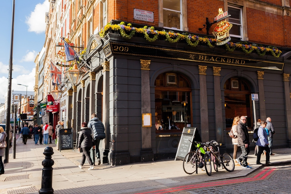 Best Bars in Earls Court