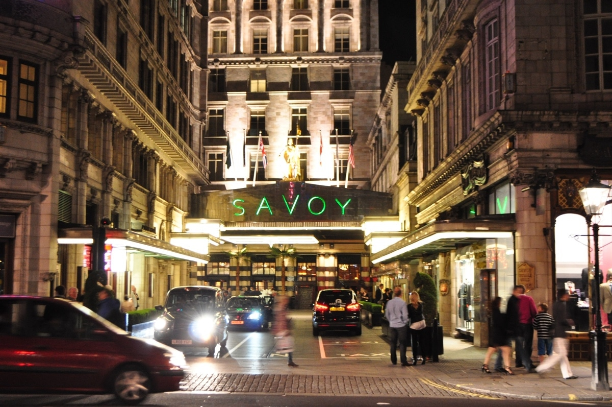 Savoy Hotel West End