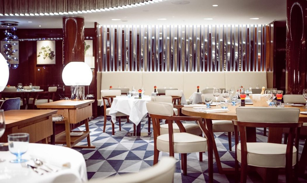 Top 5 Restaurants in Knightsbridge