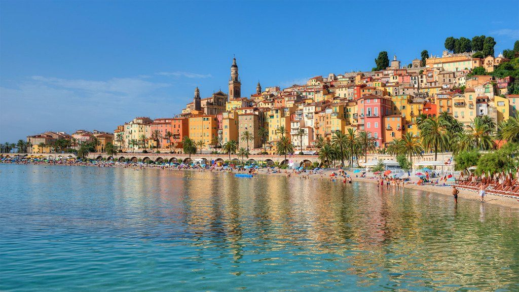 Menton The French Rivieria