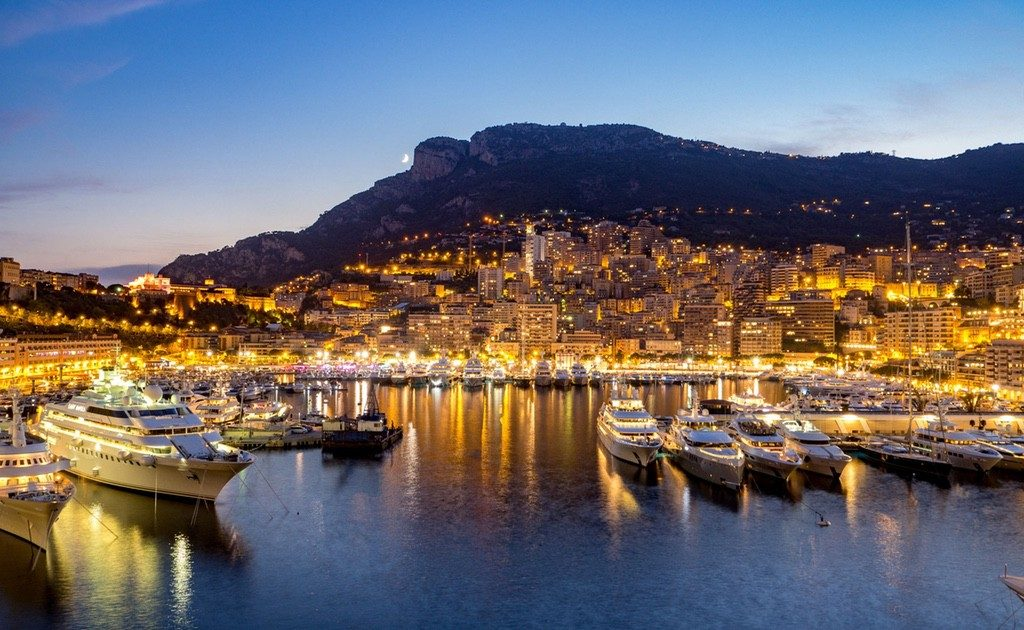 Monaco The French Rivieria