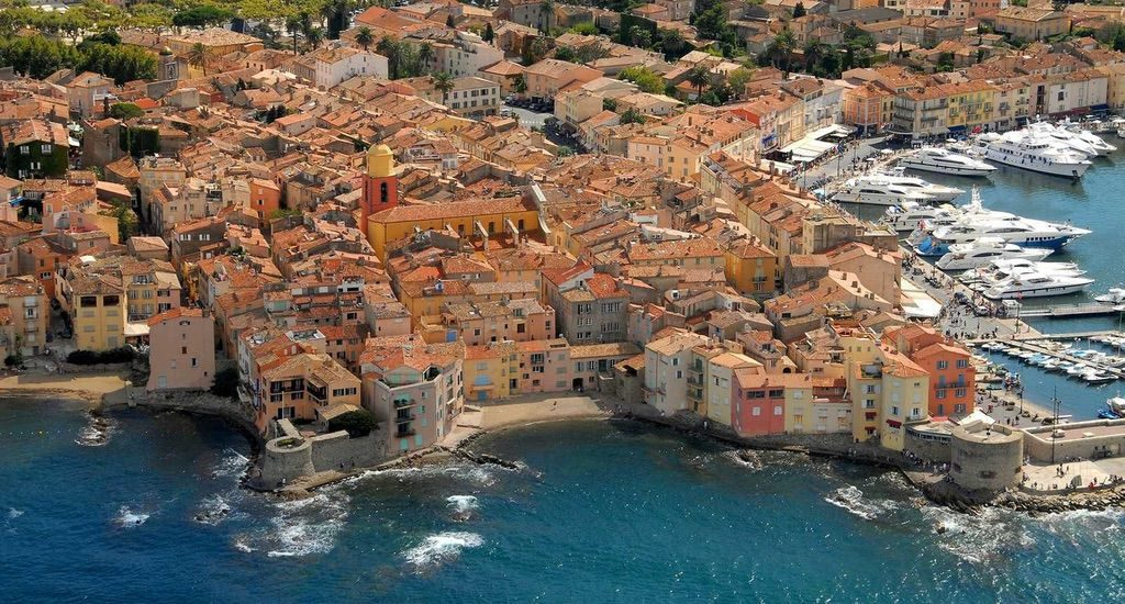 St Tropez The French Rivieria
