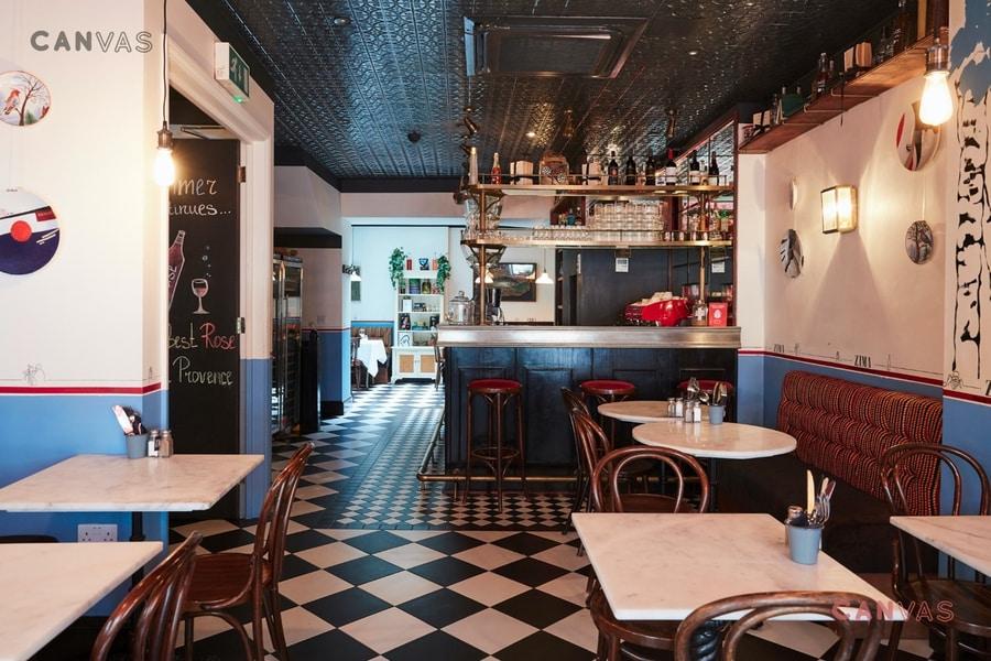 Zima Russian Street Food And Bar
