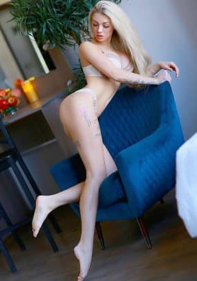 Alice Knightsbridge Escort