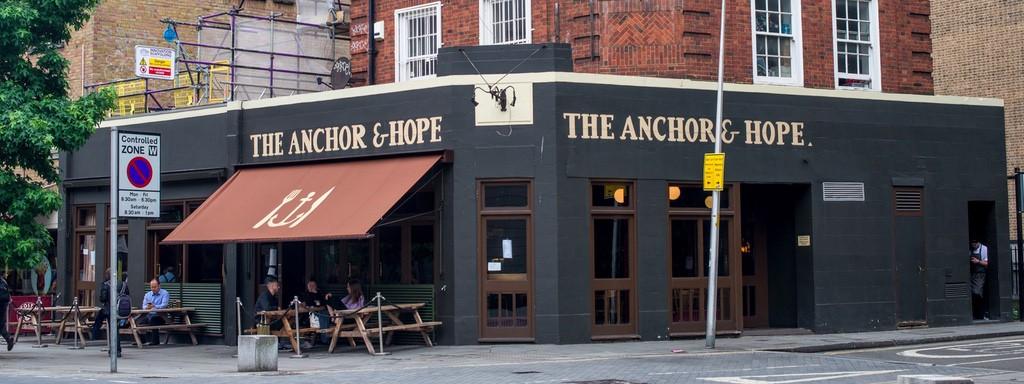 Anchor & Hope Gastropub London