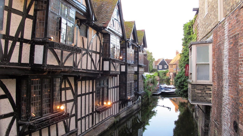 Canterbury from London, Day trip