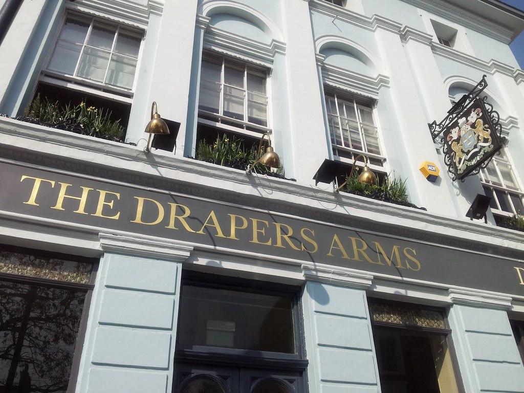 Drapers Arms Pub London