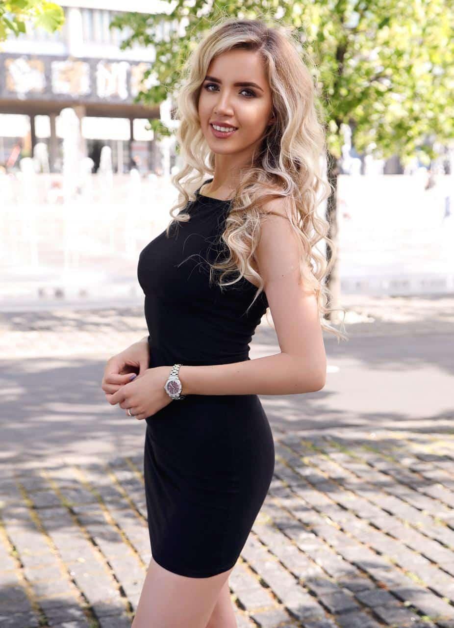 Polina Knightsbridge Escort
