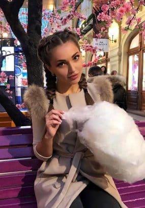 Stasia Russian Brunette